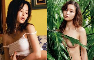 吉野紗香ヌード画像131枚!クッキリ透けた乳首がエロすぎて抜ける毒舌女優!