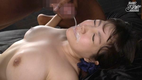黒人×日本人 セックスエロ画像016