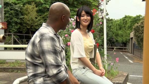 黒人×日本人 セックスエロ画像026