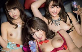 【ヌード】三上悠亜!松田美子!桜もこ!元アイドルが豪華共演!【エロ画像27枚】