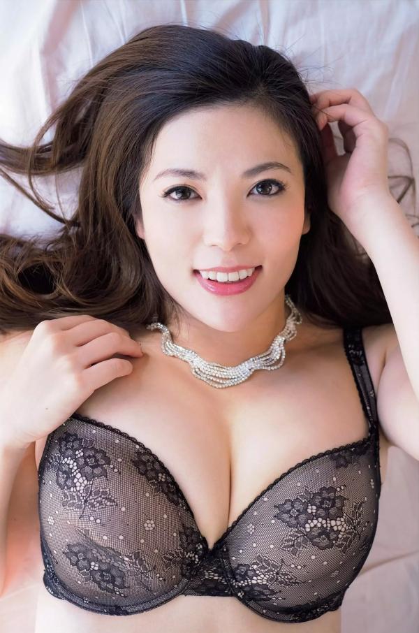 鈴木ミレイ おっぱいエロ画像002