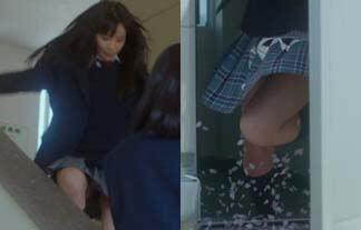 広瀬すず、「ちはやふる」でスカートの中身が露わに☆(GIF&えろ写真38枚)