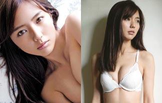 真野恵里菜、ブラなしお乳や純白下着を解禁した写真集がすけべすぎる☆(えろ写真25枚)