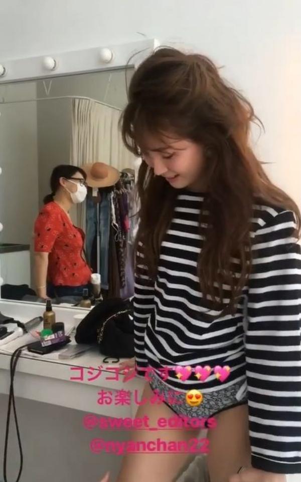 小嶋陽菜 マンチラエロ画像023