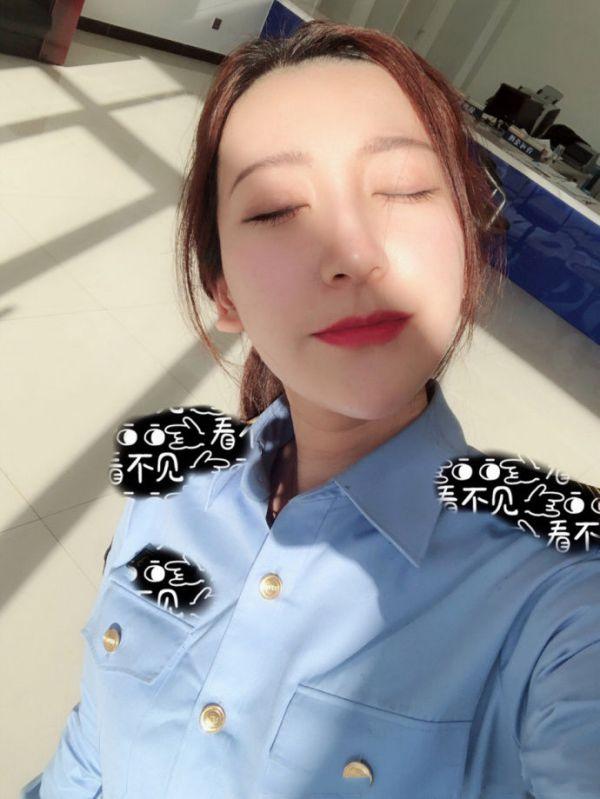 美人警察官 エロ画像002