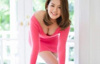 (写真)筧美和子の垂れ美巨乳がハミ出してる着衣ニットお乳が危険wwwwwwwwww