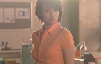 (写真)ピチピチの服を着た深田恭子(32)の着衣お乳がぽちゃすぎて大変な事になってる(深キョン)