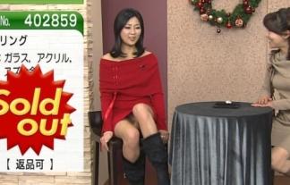 (偶然の奇跡)テレビに映った色々なチラリwwwwwwパンツ丸見え・胸チラ・チクチラ(TVキャプ写真)