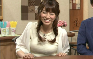 ワイ、戸島花のお乳を見てNHK囲碁番組の毎週録画を決意wwwwww(GIFムービーあり)