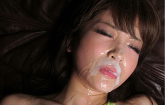 (ぶっかけ)ガン射された女子が精子まみれになっててえろい写真wwwwww