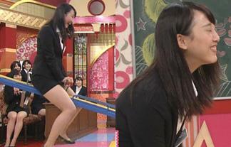 松井玲奈がシーソーにおまんこ刺激されててエロすぎ即シコタwww【画像20枚】
