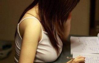 (マニア)お乳を机の上に乗っける女ってなんでこんなえろいの?(写真19枚)