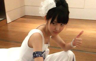 (チクビ)モー小娘。飯窪春菜(21)が小さい乳すぎてお乳ポ少女wwwwww(写真あり)