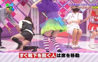 乃木坂白石麻衣のショーパン太ももがえろい☆これはたまりませんわ
