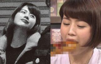文春砲を食らった田中萌アナが極太の肉棒をおいしそうにパクリトリスwwwwww(GIFムービー&えろ写真)