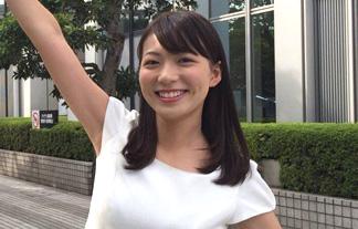 めざましキャスター阿部華也子のロケットお乳☆ブラも透けてる…(えろ写真17枚)