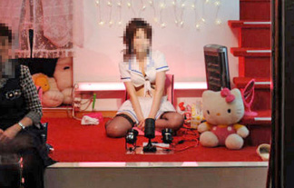 JAPANフィニッシュの遊郭・飛田新地写真35枚☆人気av女優を多数輩出した禁断の秘境…