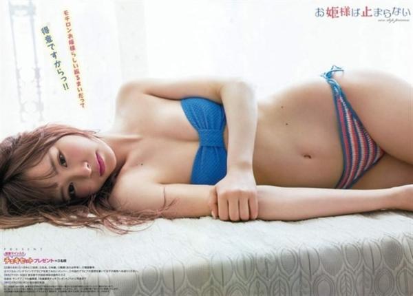 佐藤麗奈の水着姿がエロ可愛すぎて抜ける…