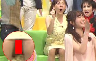 (パンツ丸見え)高橋真麻がクイズ番組でムラムラしてお股ユルユルにwwwwww(えろ写真)