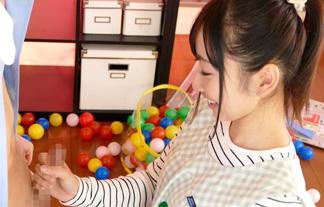 現役保育士がAV新人☆園児には見せられないドすけべ教師のビンカンファック☆(えろ写真)