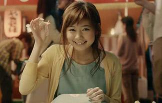 めちゃコミックCMの美10代小娘の正体が発覚☆2ch「カワイい」「福原愛みたい」(写真あり)