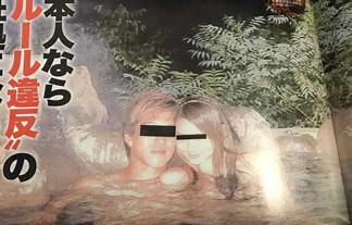 『イッテQ☆』や『ヒルナンデス☆』に出演するタレントKの裸混浴写真が流出☆これは本物だわwwwwww
