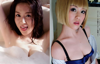関西ではお馴染みの女芸人、宇都宮まきの10年前のグラビアがカワイいwwwwww今は?…うん…
