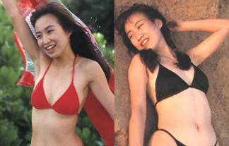 森口博子の19才の頃のミズ着姿wwwwww「バラドルのパイオニア」「スタイルは当時随一」