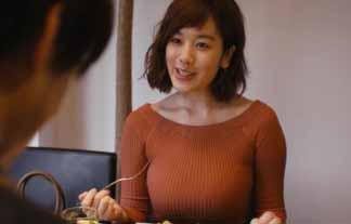 筧美和子の着衣爆乳が凄すぎておっぱいばっかり見ちゃうドラマwww