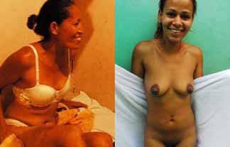 ドミニカ共和国の売春婦のみなさんがこちら…JAPAN人でこの空間に入る勇気あるやついるのかよ…
