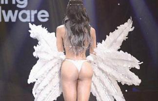 韓国の美尻モデルの身体がえろ過ぎてボッキが止まらないwwwwww