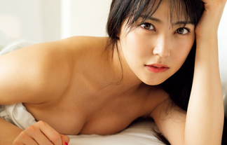 NMB48の美少女、白間美瑠の下着グラビアがエロ過ぎる…