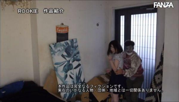 松岡茉優 激似AV エロ画像025