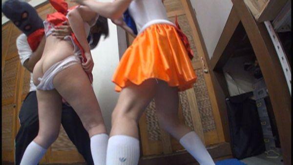 スカートめくり エロ画像